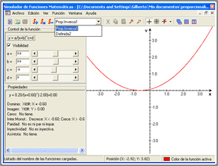 Simulador de Funciones Matemáticas