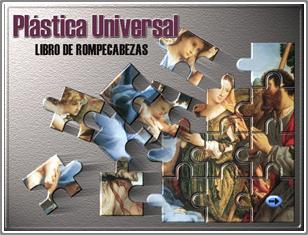 Plástica universal. Libros de rompecabezas