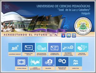 Acreditación de la Universidad de Ciencias Pedagógicas de Holguín