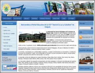 Portal de la UCP en la red Rimed