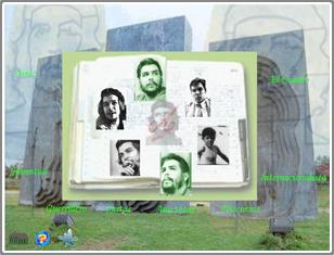 Pasaje de la vida y obra de Ernesto Ché Guevara