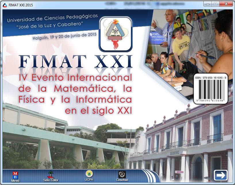 Fimat XXI III 2015