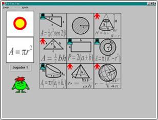 Tic-Tac-Toe Para la Matemática