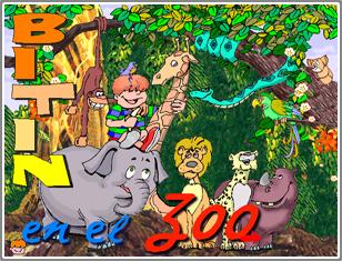 Bitín en el zoológico