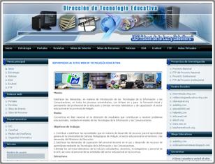 Dirección de Tecnología Educativa