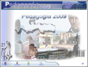 PEDAGOGÍA 2009