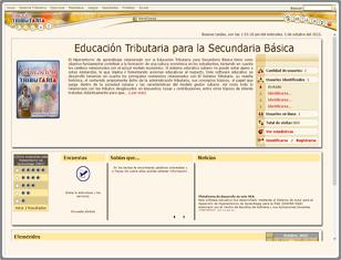 Educación tributaria para la Secundaria Básica