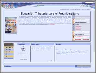 Educación Tributaria para el Preuniversitario