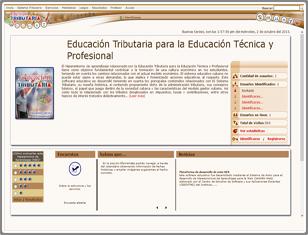 Educación Tributaria para la Educación Técnica y Profesional